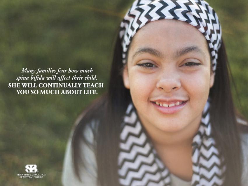 Aaliyah Spina Bifida Awareness