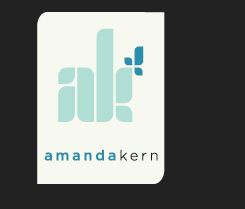 Amanda Kern logo